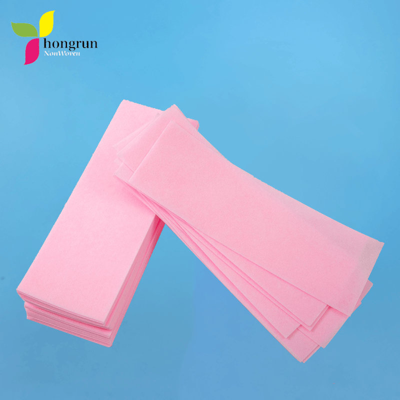 Reusable Depilatory Colored Waxing Strips