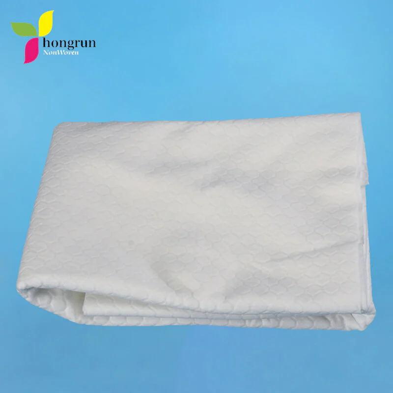 Soft Infant Disposable Bath Towel Paper