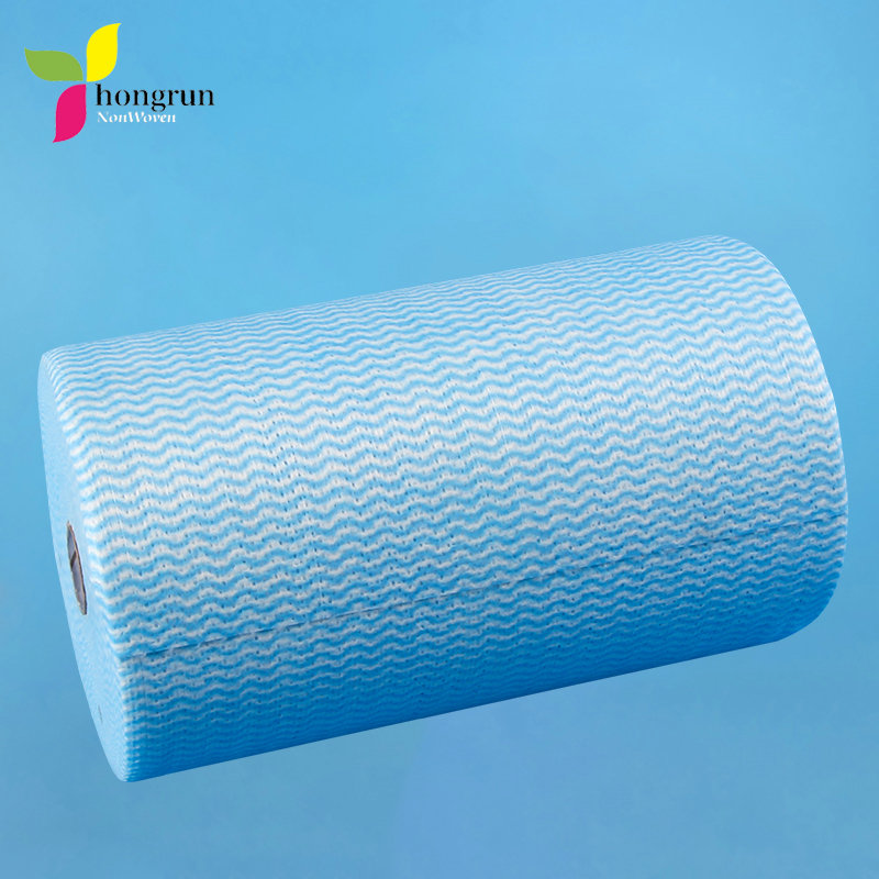 Eco-Friendly Non Woven Fabric Cleaning Cloths Disposable Cleaning Towels for Kitchen